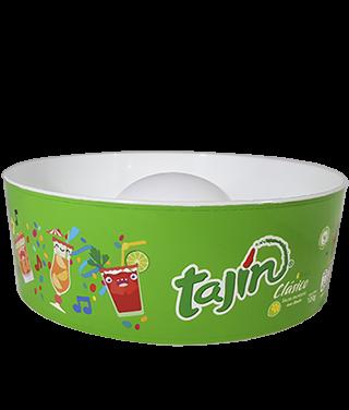 Escarchador Tajin In-Mold Label