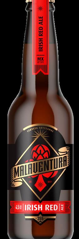 Malaventura Beer Label